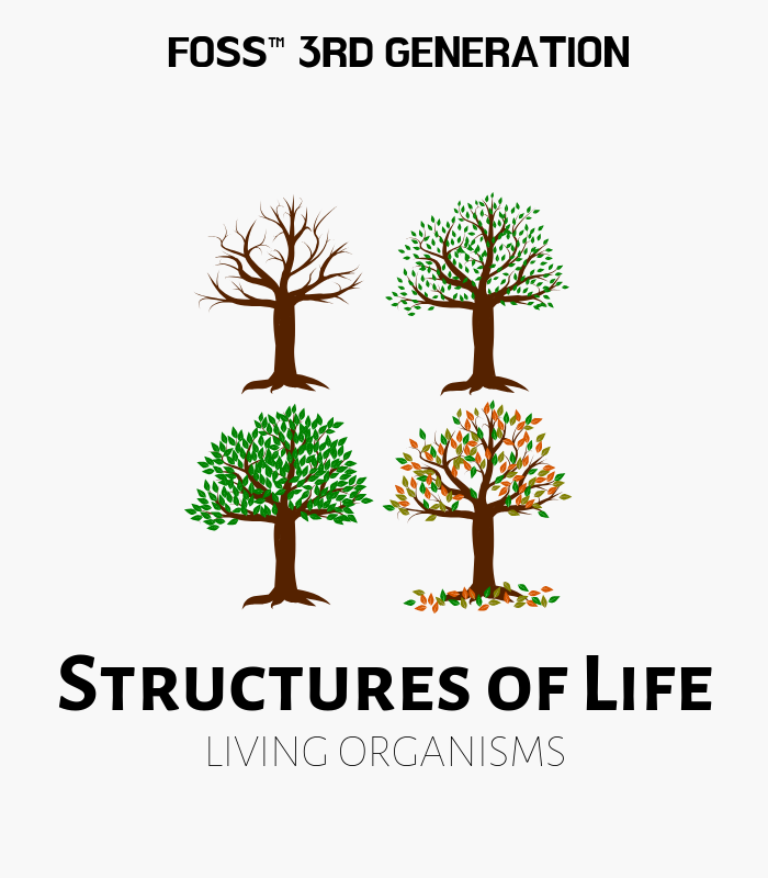 Structures of Life FOSS 3rd Gen Kits