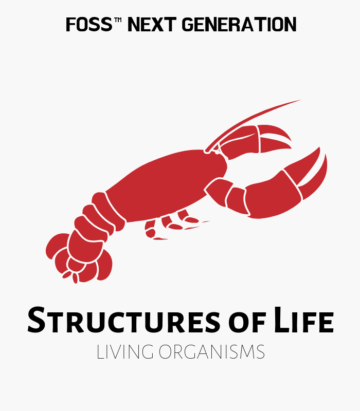 Structures of Life Shipment #1 Replacement Set - FOSS Living Materials Kit