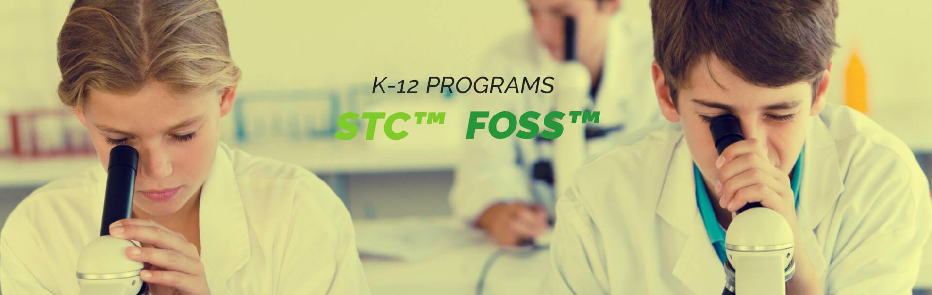 K-12 Science Programs