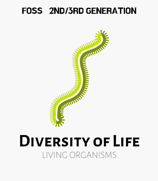 Diversity of Life FOSS 3rd Gen Kits
